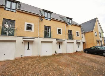 Thumbnail 3 bed town house for sale in Axial Drive, Colchester, Essex