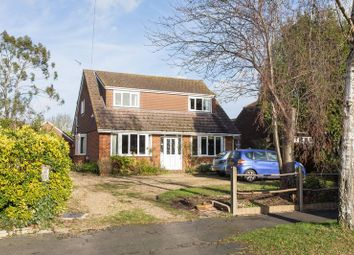 Thumbnail 4 bed detached house for sale in Hallett Road, Denvilles, Havant