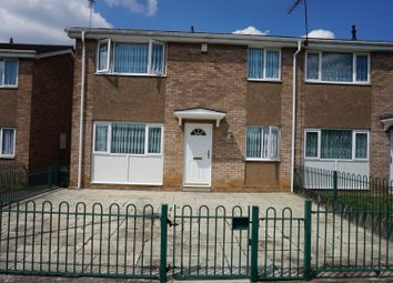 Thumbnail 2 bed end terrace house for sale in Borrowdale Close, Carcroft