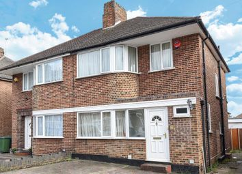 Thumbnail 3 bed semi-detached house for sale in Wychwood Close, Edgware