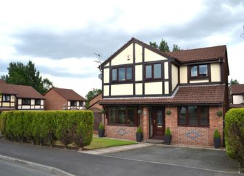 Thumbnail 4 bed detached house for sale in Heathlea, Hindley Green, Wigan
