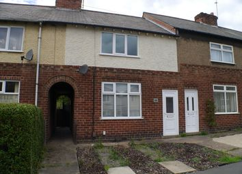 Thumbnail 2 bedroom terraced house to rent in Margaret Avenues, Sandiacre