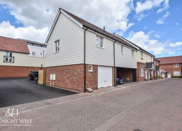 Thumbnail 2 bed property for sale in Seafarer Mews, Rowhedge, Colchester
