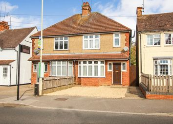 Thumbnail 3 bed semi-detached house to rent in Stanbridge Road, Leighton Buzzard