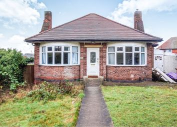 Thumbnail 2 bed detached bungalow for sale in Swains Avenue, Nottingham