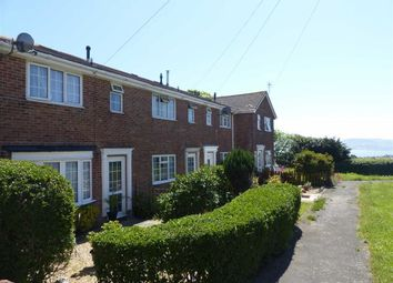 Thumbnail 3 bed end terrace house for sale in Lodge Way, Weymouth, Dorset