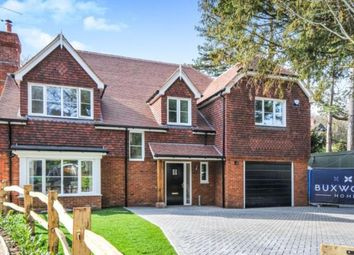 Thumbnail 4 bed detached house for sale in Welcomes Road, Kenley
