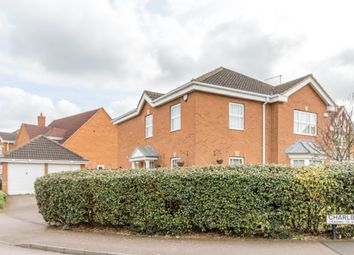 4 bed detached house for sale in Charlbury Close, Wellingborough NN8