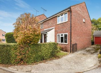 Thumbnail 2 bed end terrace house for sale in Winchfield Gardens, Tadley