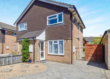 Thumbnail 2 bed semi-detached house for sale in Holdenhurst, Kingsnorth, Ashford