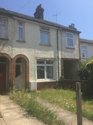 Thumbnail 3 bed terraced house for sale in Kirby Street, Ipswich