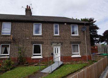 Thumbnail 2 bed flat to rent in Bayview Crescent, Methil, Leven