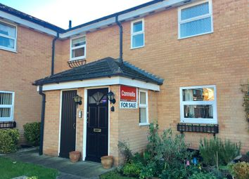 Thumbnail 2 bed flat for sale in Winterburn Garden, Whetstone, Leicester