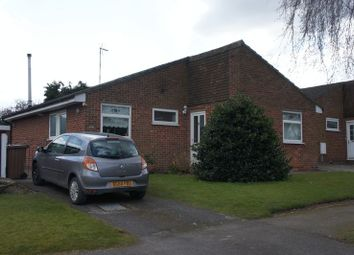 Thumbnail 2 bed detached bungalow to rent in Blacksmiths Lane, Newton Solney, Burton-On-Trent