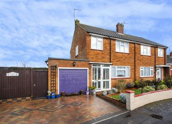 Thumbnail 3 bed semi-detached house for sale in Swan Close, Chesham