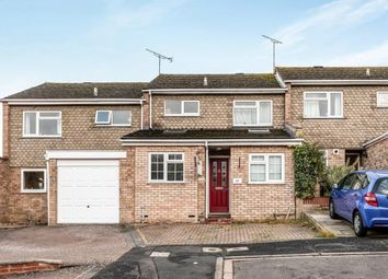 Thumbnail 3 bed terraced house for sale in Arundel Close, Warwick, Warwickshire