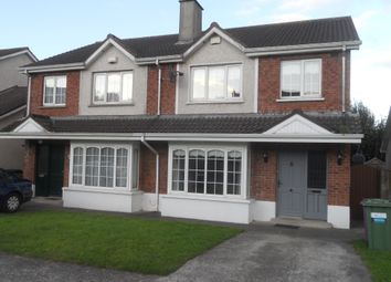 Thumbnail 3 bed semi-detached house for sale in 19, Rustic Road, The Grange, Johns Hill, Waterford City, Waterford