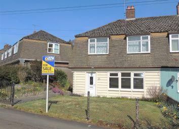 Thumbnail 3 bed semi-detached house for sale in Penarwyn Road, St. Blazey, Par