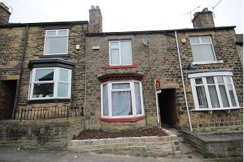 Thumbnail 3 bed terraced house to rent in Wynyard Road, Hillsborough, Sheffield