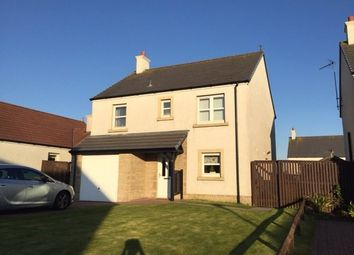 Thumbnail 4 bed detached house for sale in Keir Hardie Drive, Ardrossan, North Ayrshire