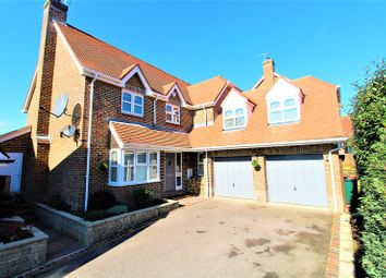 Thumbnail 5 bed detached house for sale in Bancroft Road, Maidenbower, Crawley, West Sussex.