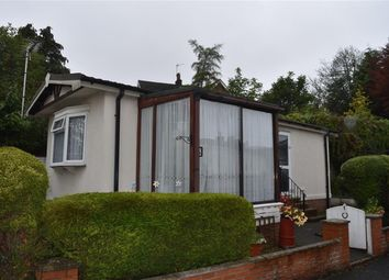 Thumbnail 1 bed mobile/park home to rent in Palace Road Residential Park, Ripon