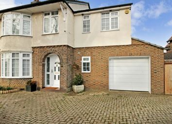 Thumbnail 4 bed semi-detached house to rent in Compton Avenue, Leagrave, Luton