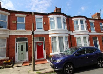 3 bed terraced house to rent in Wingate Road, Liverpool L17
