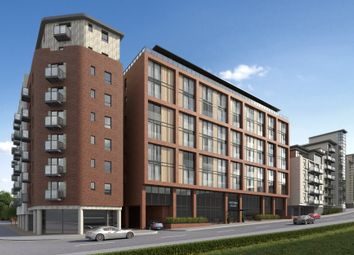 Thumbnail 1 bed flat for sale in Skinner Lane, Leeds
