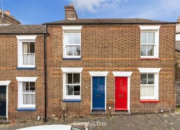 Thumbnail 2 bed terraced house to rent in Keyfield Terrace, St Albans, Hertfordshire