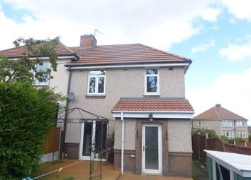 Thumbnail 2 bed property to rent in Chadwick Road, Sheffield