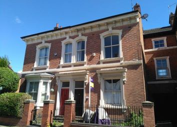 Thumbnail 1 bedroom flat for sale in West Street, Leicester, Leicestershire
