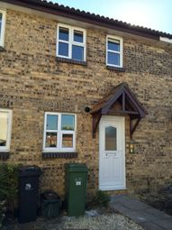 Thumbnail 2 bed terraced house to rent in Pipit Close, Weymouth