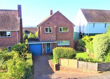 Thumbnail 3 bed detached house for sale in Park Lane, Pinhoe, Exeter, Devon