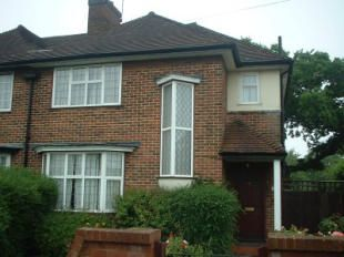 Thumbnail 3 bedroom semi-detached house to rent in Court Drive, Hillingdon