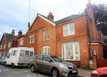 Thumbnail 4 bed semi-detached house for sale in Kenilworth Road, St. Leonards-On-Sea