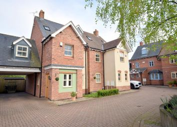 Thumbnail 3 bed town house for sale in Lambkin Close, Quorn, Loughborough