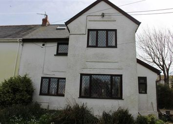 Thumbnail 2 bed semi-detached house for sale in Llanmadoc, Swansea