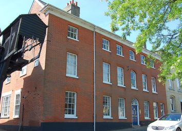 Thumbnail 2 bed flat for sale in New Street, Woodbridge