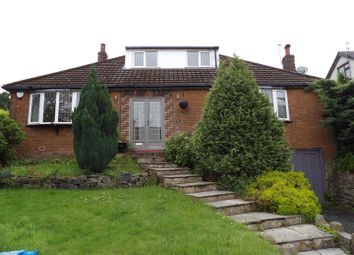 Thumbnail 4 bed detached bungalow to rent in Armit Road, Greenfield, Oldham