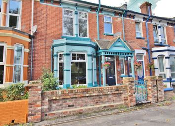 Thumbnail 3 bed terraced house for sale in Twyford Avenue, Portsmouth