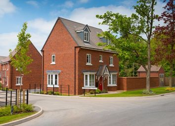 "Thumbnail 4 bed semi-detached house for sale in ""Hertford"" at Wedgwood Drive, Barlaston, Stoke-On-Trent"