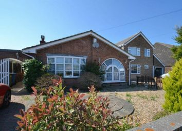 Thumbnail 3 bed detached bungalow for sale in Seathorpe Avenue, Minster On Sea, Sheerness