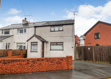 Thumbnail 2 bed semi-detached house for sale in Brook Street, Rhosllanerchrugog, Wrexham