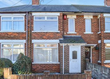 Thumbnail 2 bed terraced house for sale in Wharfedale Avenue, Hull