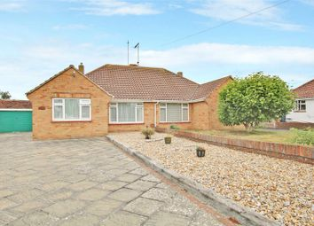 Thumbnail 2 bed bungalow for sale in Rackham Close, Worthing, West Sussex