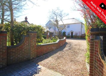 Thumbnail 5 bed detached house for sale in Gally Hill Road, Church Crookham, Fleet, Hampshire