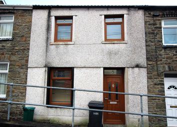 Thumbnail 2 bed terraced house to rent in Strand Street, Newtown, Mountain Ash
