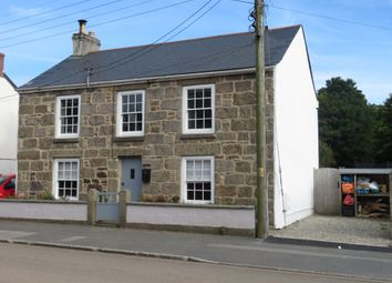 4 bed detached house for sale in Crowlas, Penzance TR20