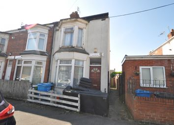 Thumbnail 2 bedroom end terrace house for sale in Montrose Street, Hull, East Riding Of Yorkshire